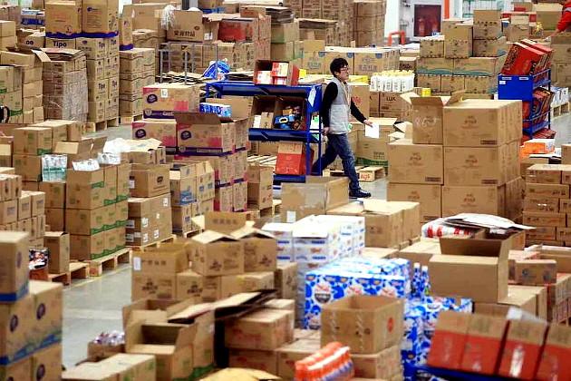 Почтовый сектор Китая возвращается к прежним объемам работы