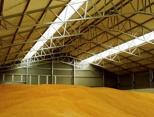 COFCO увеличит мощности зернохранилища в Днепропетровской области
