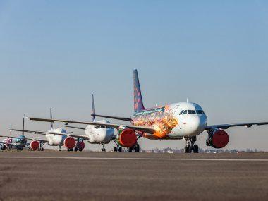 Китайский рынок авиаперевозок первым вернулся к показателям до пандемии