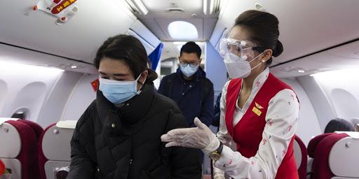 Китай возобновляет внутренние авиаперевозки