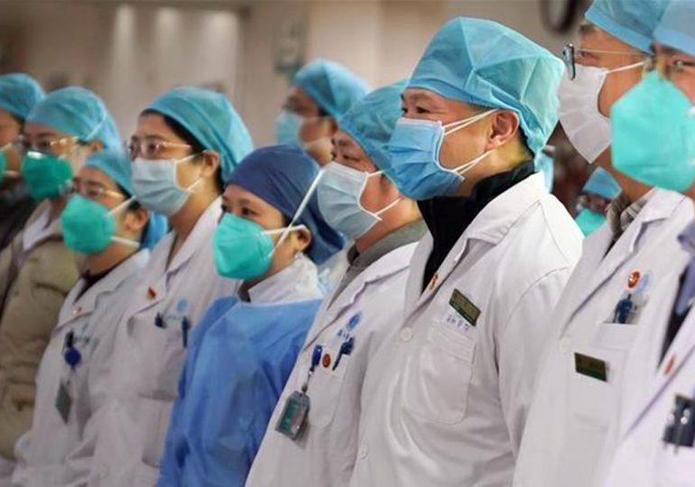 Китай ввел жесткие санитарные меры на предприятиях, которые возобновили работу