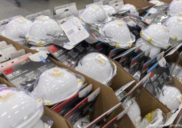 В марте Китай экспортировал почти 4 млрд защитных масок