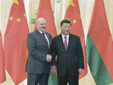 Китай и Беларусь договорились о сотрудничестве в сельском хозяйстве