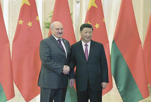 Китайско-белорусское сотрудничество может сократиться из-за западных санкций