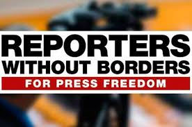 """Организация """"Репортеры без границ"""" обвиняет Китай в цензуре"""