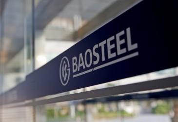 Baosteel сообщила о падении прибыли на 43,6% в первом квартале