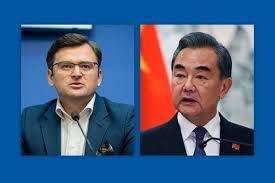 Китай и Украина согласовали визиты глав МИДов