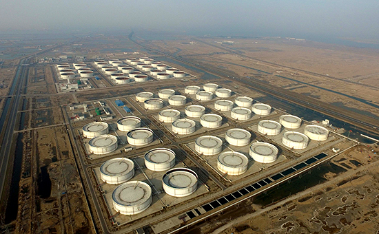 Китай в первом квартале увеличил импорт нефти на фоне низких цен