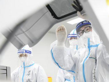 Китайские ученые заявили, что COVID-19 станет сезонным заболеванием