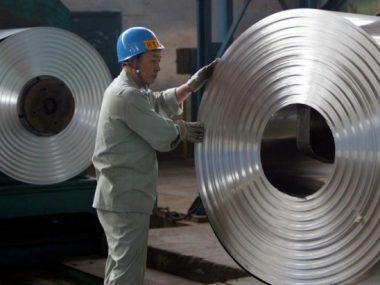 Цены на сталь в Китае вернулись к росту после Восточного Нового года