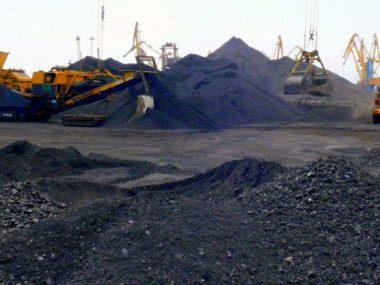 Добыча угля в Китае снизилась на 6,3% с начала года
