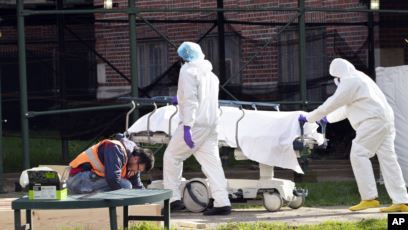 Тысячи американцев подают в суд на Китай из-за коронавируса