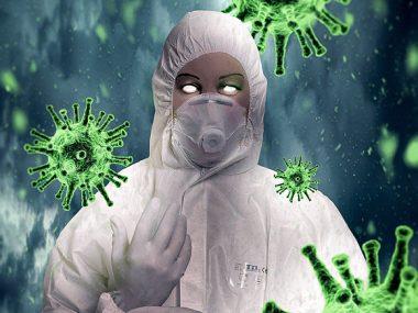Ученые из Китая и США выяснили сроки живучести коронавируса на масках