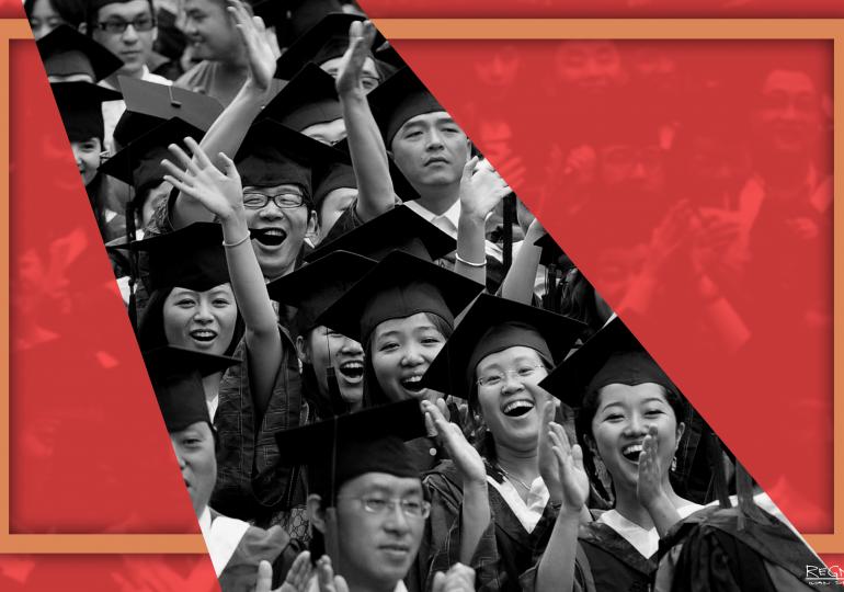 В Китае стартует кампания по трудоустройству выпускников