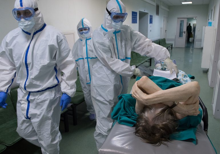 В Бурятии пациенты на обсервации из Китая устроили беспредел из-за недовольства от условий содержания