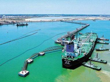 Sinopec Corp ввела в эксплуатацию крупнейший нефтехимический порт в Китае
