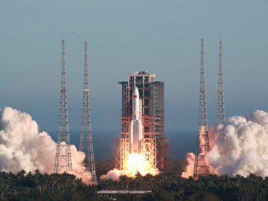 Китай завершит строительство орбитальной космической станции к 2022 году