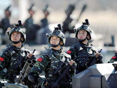 Китай повысит боеготовность в условиях глобальной пандемии