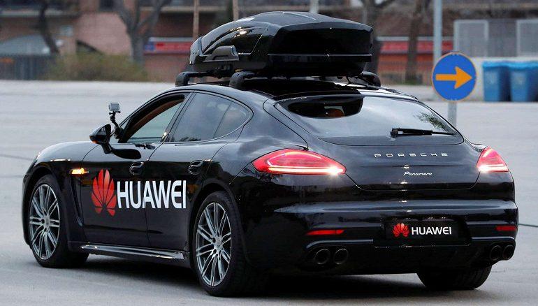 Huawei и 18 китайских автопроизводителей создадут «автомобильную 5G-экосистему»