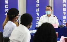 Главный китайский эпидемиолог признал, что Китай скрывал подробности вспышки коронавируса