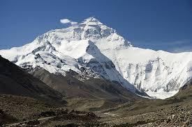Китайские ученые достигли вершины горы Эверест