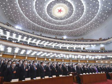 Китай отказался от цели по ВВП на 2020 год