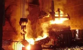 Китай увеличил производство стали на 7,7%