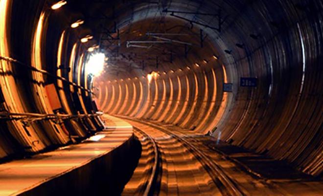 На востоке Китая завершилось бурение скоростного подводного ж/д тоннеля