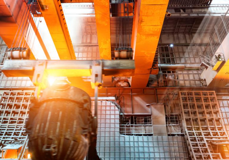 Китай нарастил металлургическое производство в июне