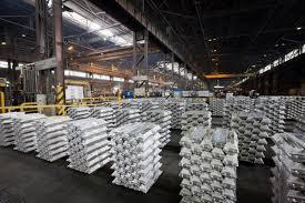 Китай резко сократил экспорт алюминия