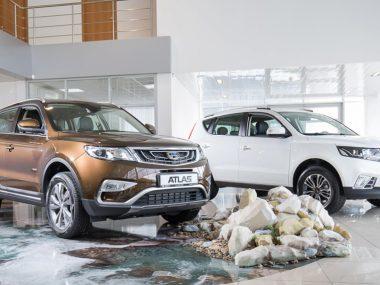 Продажи новых китайских автомобилей в мае упали на 31%