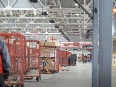 Новая Почта увеличила количество рейсов в Китай