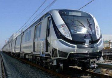Китайская CRRC поставит поезда для харьковского метро