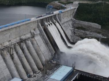 В Китае готовится к запуску седьмой по величине ГЭС в мире