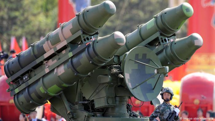 Китай отказался от участия в переговорах с Россией и США по ядерному разоружению