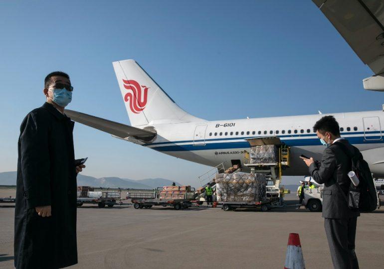 США запретил полеты китайских авиакомпаний в страну с 16 июня
