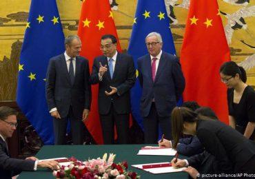 Опасаются Китая: ЕС усилит контроль над деятельностью иностранных компаний, которые получают господдержку
