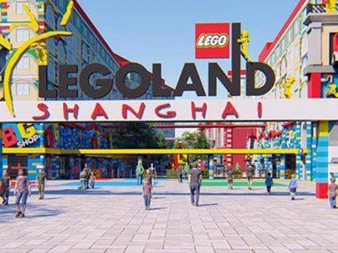В Китае началось строительство первого в стране парка Legoland