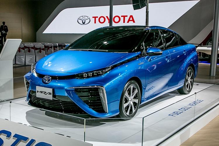 Разрабатываются новые Toyota родом из Китая