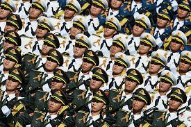 Китай отправит подразделение почетного караула для участия в параде Победы в Москве - СМИ