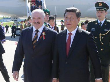 """""""Великий камень"""" и ракеты: новые китайские проекты в Беларуси"""