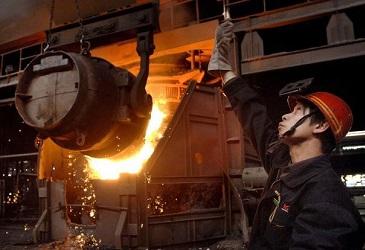 Китай в начале июня обновил рекорд суточной выплавки стали