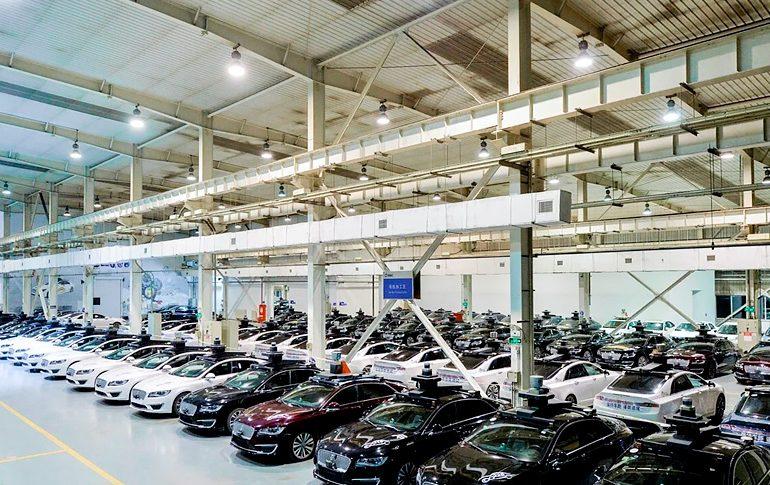 В Пекине создали базу для тестирования беспилотных автомобилей