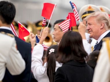 WSJ узнала о финансировании кампании по переизбранию Трампа из Китая