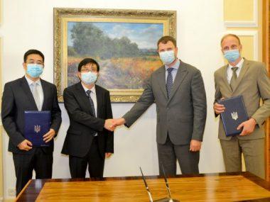 Украина и Китай будут совместно развивать речные перевозки