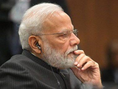 Премьер-министр Индии удалил свой аккаунт из китайской соцсети Weibo