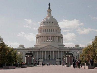 Конгресс США одобрил санкции по отношению к Китаю из-за закона о национальной безопасности Гонконга