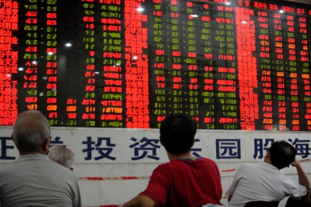 Фондовый рынок Китая привлек 1,55 млн инвесторов за июнь месяц