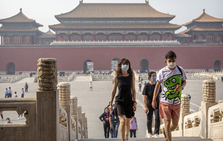 Китай объявил о возобновлении группового туризма