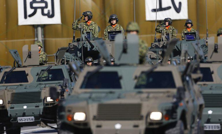 Япония разрабатывает учебную программу радиоэлектронной борьбы с Китаем и Россией